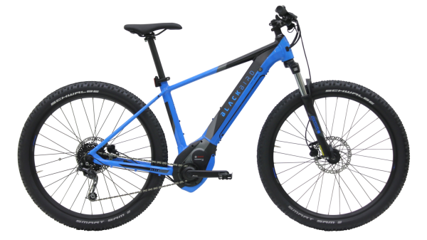 E-Bike BLACKBIRD RS E3 EVO 500 Wh in 41,46,51cm Herrenfahrrad E-Bike 27,5 Zoll Diamant 9 Gang blue