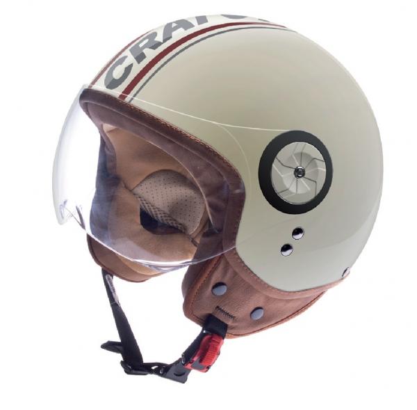 CRATONI MILANO Pedelec/ E-Bike - cream-red glossy