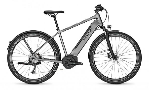 Focus Planet² 5.9 E-Bike Bosch POWERINTUBE 625 Wh in Grey