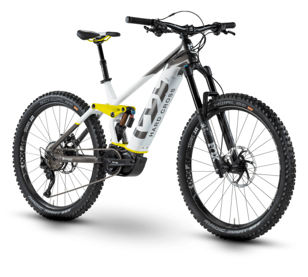 HUSQVARNA Hard Cross HC 8