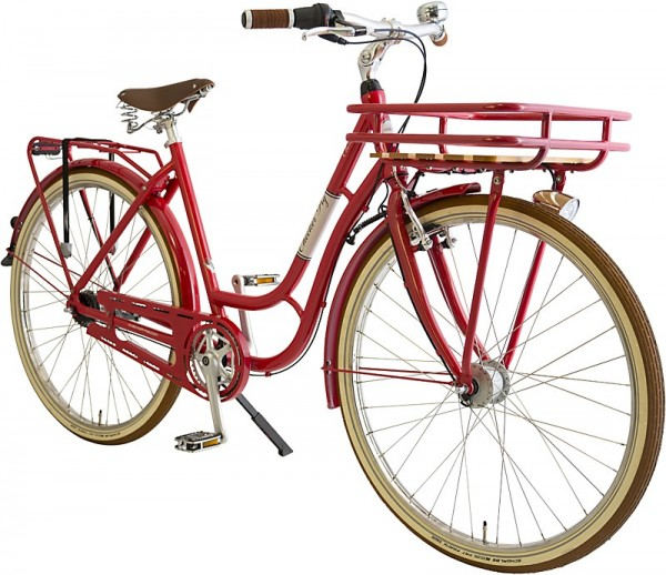"CHECKER PIG ""Clara"" 7-Gang ND Retrobike - 28"", RH 53 cm"