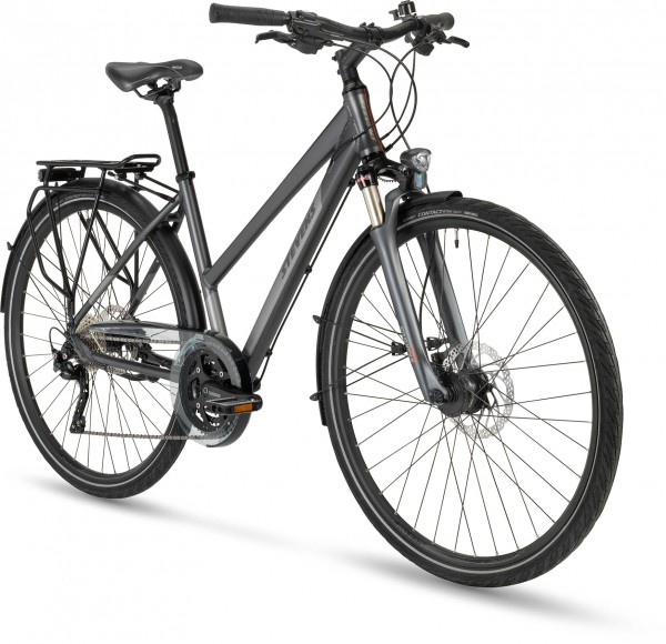 Stevens Bikes Primera Lady 19 50 slate grey