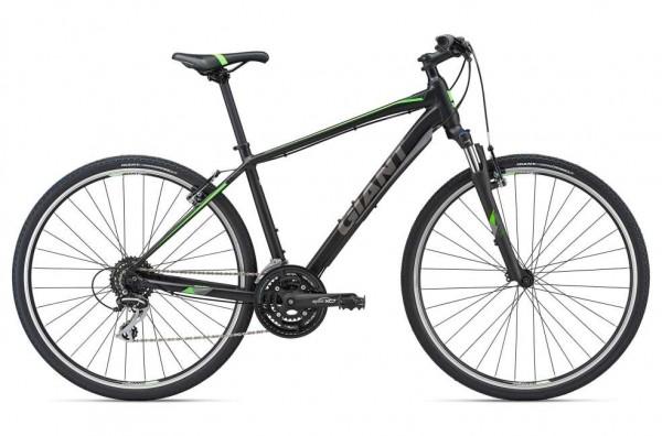 Giant Roam 3 Mountainbike Hardtail Black/Green - Größe XL
