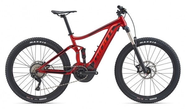 GIANT Stance E+ 2 Power Red 2020 in Gr. L Letzte Bike!!!