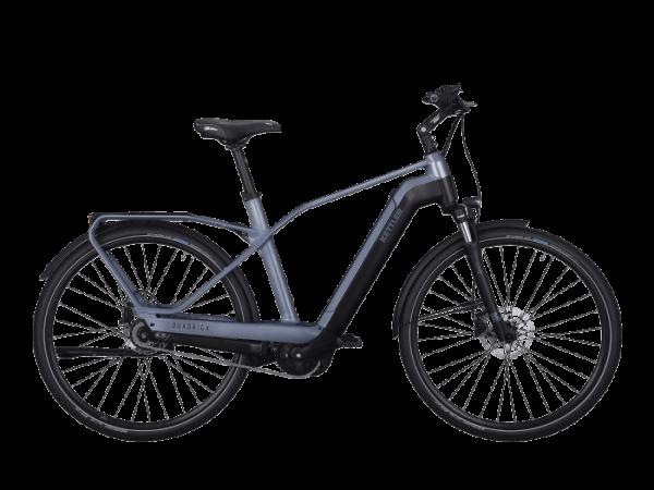 KETTLER Rad Quadriga Plus 8 500 Wh Herren 28 Zoll Diamant 8 Gang 2019 grey matt/black matt - RH 47 c