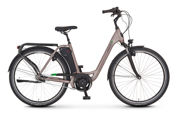 PROPHETE GENIESSER e9.7 City E-Bike 28""