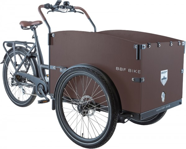 "BBF ""SEATTLE ECO"" E-Bike BAFANG UNI 7-GANG 26""/24"", RH 56 cm"