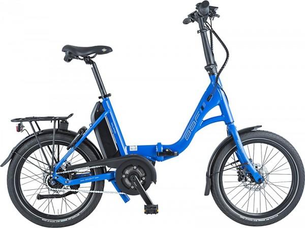 "E-Bike BBF ""Milano"" BOSCH 8-Gang - 20"", RH 45 cm"