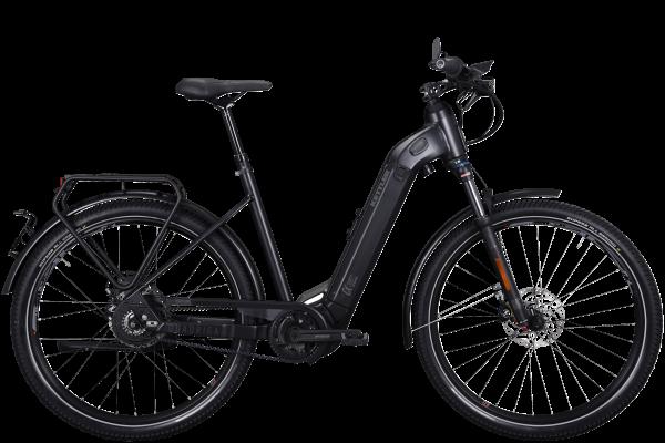 KETTLER Alu-Rad Quadriga DUO CX SPEED 1250 Wh Herren E-Trekking & E-City 29 Zoll Diamant stufenlos