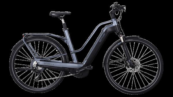 KETTLER Alu Rad E-Bike Quadriga Comp 5 Belt FL / DISC 500 Wh Damenfahrrad E-Trekking Gr.55cm
