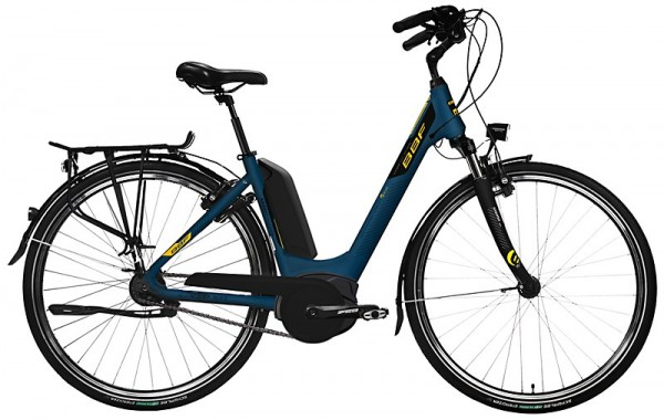 "E-Bike BBF ""Luzern"" BOSCH Damen 10-Gang 28"""