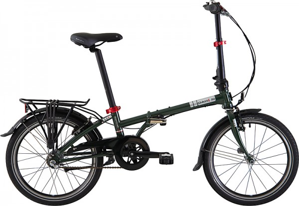 "DAHON ""BOARDWALK I3"" 3-GANG 20"" FALTRAD"