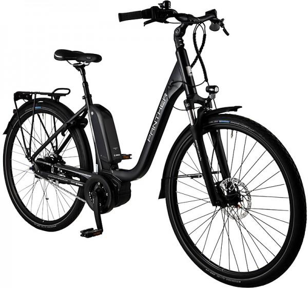 "E-Bike PANTHER ""Chamonix"" BOSCH Damen 8-Gang 28"" RH 55 cm, Leerlauf - 2020"