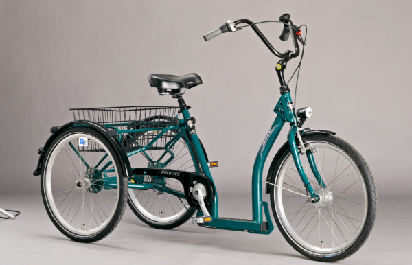 "PFAU-TEC Shoppingrad ""Ally"" Mod. 20 - Unisex, 45cm"