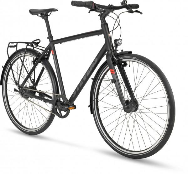 Stevens Bikes City Flight Edition Gent 52 velvet black